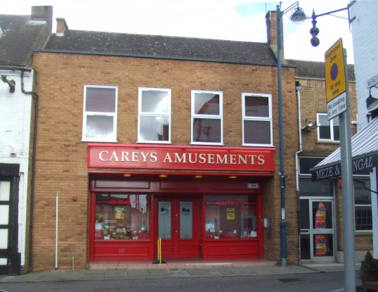 Careys Amusements, 5-7 South Street - 18th March 2014