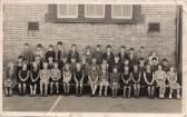 Eaton Socon School - a class about 1948