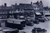 St Neots Market Square in the 1950s