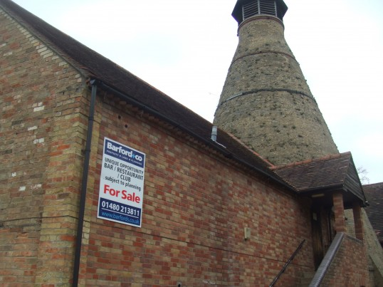 The Oast House development is now up for sale - March 11th 2014