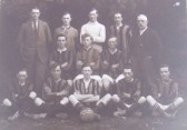 Eaton Football Team 1919-1920