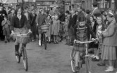 Coronation Day in St Neots June 1953
