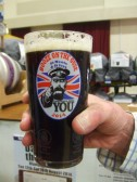 Booze on the Ouse St Neots Beer Festival Glass 2014 - March 13th 2014