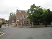 Priory House in Priory Lane, St Neots - 5th July 2014
