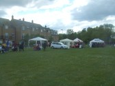 St George's Weekend Celebrations in Eynesbury in April 2014