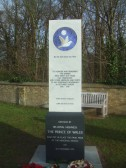 The Tempsford Memorial to honour the women who went out from Tempsford Airfield and other airfields in WW2
