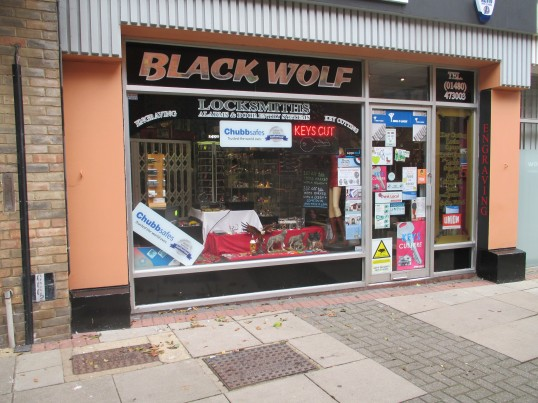Black Wolf 17th Sep 2014