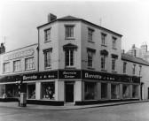 Barrett's shop, St Neots in 1962