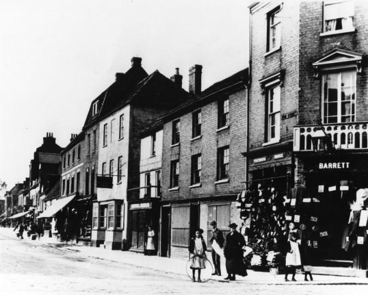 Barretts abt 1910