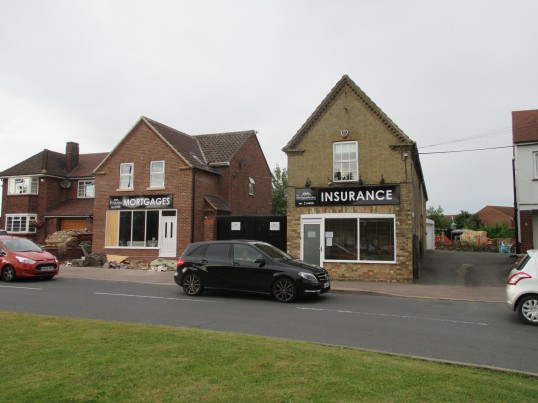Mortgage Brokers and Insurance Offices on Eaton Ford Green - July 10th 2014