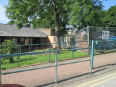 Eaton Socon Health Centre - an extension is being built - 22nd June 2014