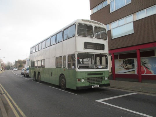 The Hatleys Bus - 20th November 2014