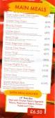 Queens Fish n'Tikka Takeaway Menu, 18 Queens Gardens, Eaton Socon