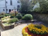 Jubilee Garden, St Neots in July 2014