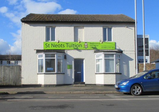 St Neots Tuition Centre in St Neots Road - February 21st 2015
