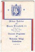 Wyboston Queen Elizabeth II Silver Jubilee Celebrations June 7th 1977