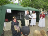 St Neots Regency Festival on the Market Square 25th and 26th July 2015