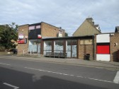 Amy's Pizza - now closed, empty and up for sale - 13th Sep 2015