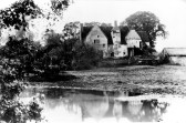 Netherstead Farmhouse - near Jewsfield in Eaton Socon Parish - late 19th century