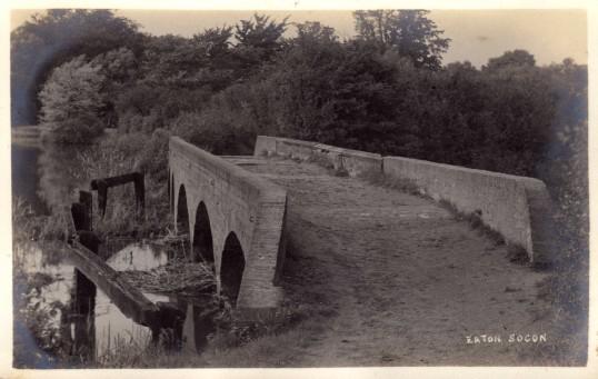 5 Arches bridge