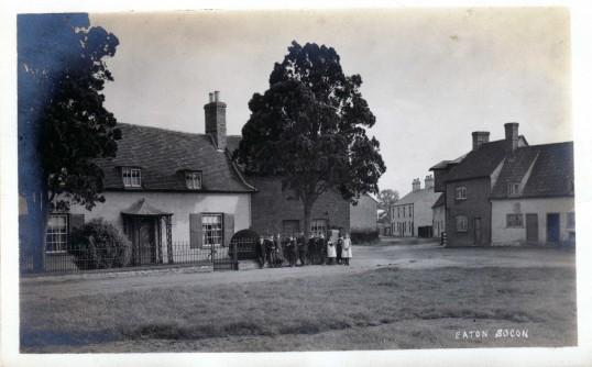 Ackerman Street, Eaton Socon - approx 1920s
