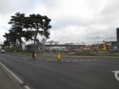 Aldi site in Eaton Socon - February 3rd 2016
