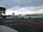Aldi site in Eaton Socon - January 12th 2016