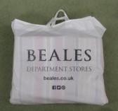 Beales plastic bag - Jan 18th 2016
