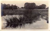 River Great Ouse and the Castle Mound at Eaton Socon - date unknown