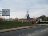 The new housing just off Nelson Road in Eaton Socon - Feb 26th 2016
