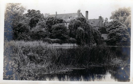 River Mill, Eaton Socon - date unknown