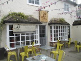 Bohemia Cafe in Cross Keys Mews - 2nd June 2016