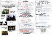 St Neots Folk Festival leaflet - June 2016