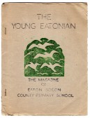 The Young Eatonian  - the Magazine of Eaton Socon Primary School - No 2 Christmas 1961 pt 1