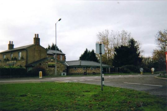 Eaton Oak, in Eaton Ford - December 2007