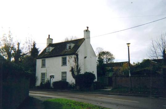 Little Paxton High Street - December 2007
