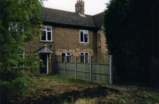 520 Great North Road in Eaton Ford - December 2007