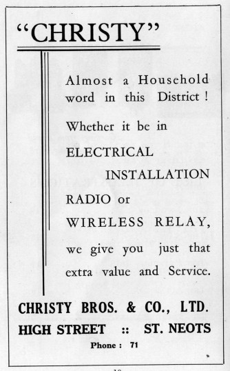 christy-advert-1920s