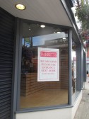 Barretts, Market Square - 12th August 2016