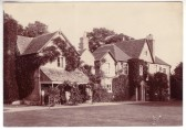 Eynesbury Rectory - 1920 ish