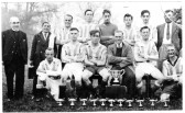 Eynesbury Football Club Winners of the St Neots & District League 1938