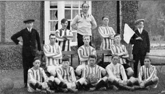 Eynesbury Football Club 1917-1918