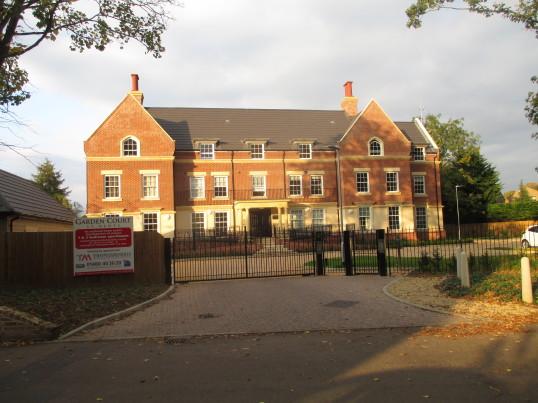 Garden Court in Cemetery Lane, St Neots - 12th Oct 2015