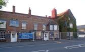 White Horse, Great North Road, Eaton Socon, closed for refurbishment 3rd Oct 2016