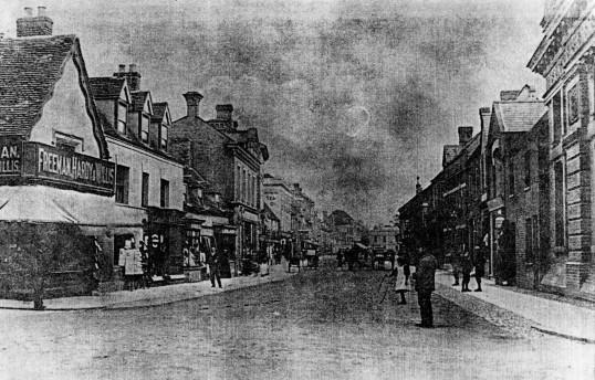 High Street, St Neots - 1900