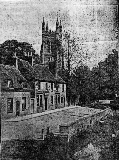 Brookside, St Neots - 1910
