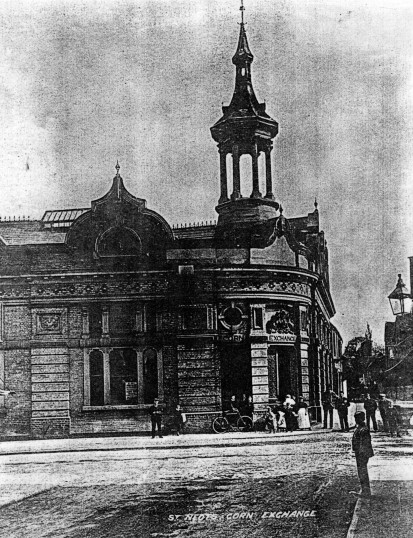 Corn Exchange - around 1910