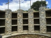 Round Barrow at Hail Weston - construction Part 2