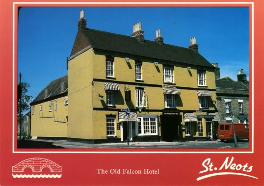 Old Falcon Hotel - 1980s
