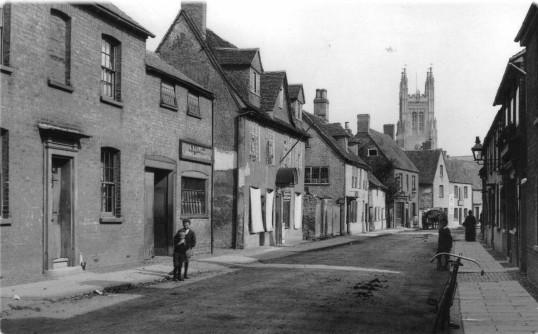 St Marys Street, Eynesbury 1897